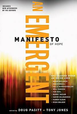 A Emergent Manifesto of Hope [ePub Ebook]