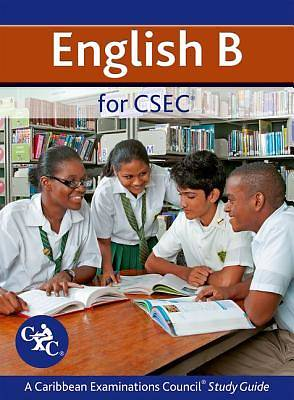 English B for Csec CXC Study Guide