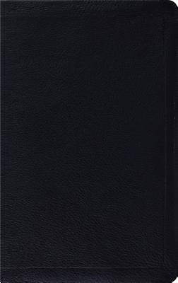 ESV Thinline Bible (Calfskin, Black)