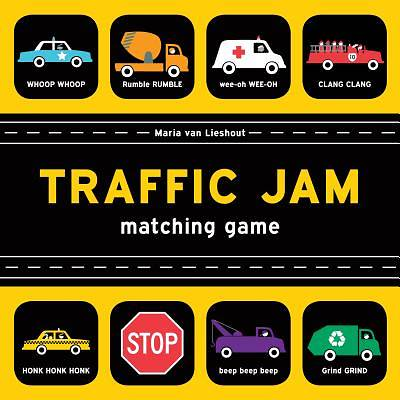 Picture of Traffic Jam Matching Game
