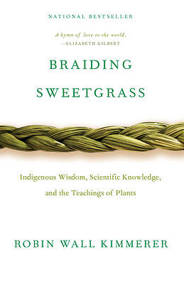 Picture of Braiding Sweetgrass