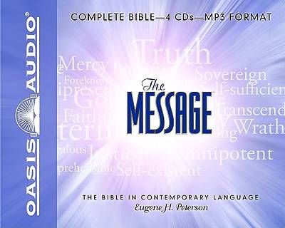 Picture of The Message: The Bible in Contemporary Language