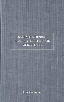 Picture of Sabbath Moring Readings on the Book of Leviticus