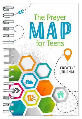 Picture of The Prayer Map for Teens