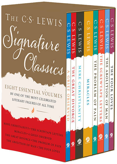 Picture of The C. S. Lewis Signature Classics (8-Volume Box Set)