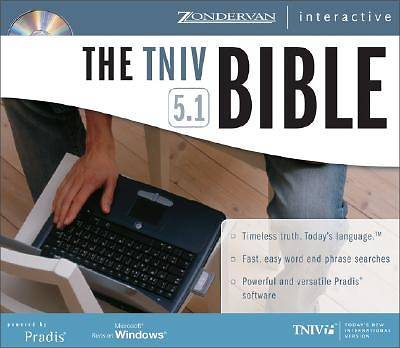 TNIV Bible 5.1 Windows CD-ROM