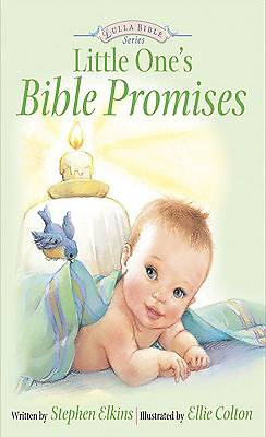 Little Ones Bible Promises with Audio CD