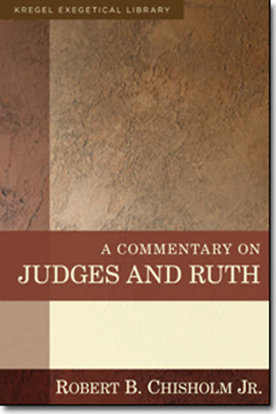 Picture of A Commentary on Judges and Ruth