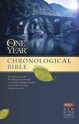 Picture of One Year Chronological Bible-NKJV