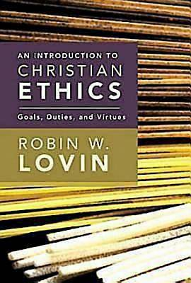 Picture of An Introduction to Christian Ethics - eBook [ePub]
