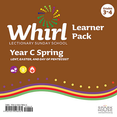 Whirl Lectionary Grades 3-4 Learner Pack Spring Year C