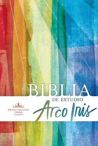 Rainbow Study Bible-RV 1960
