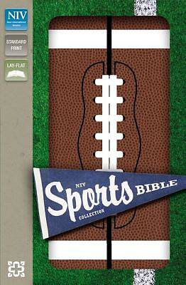 Sports Collection Bible, NIV -- Football