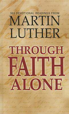Picture of Through Faith Alone