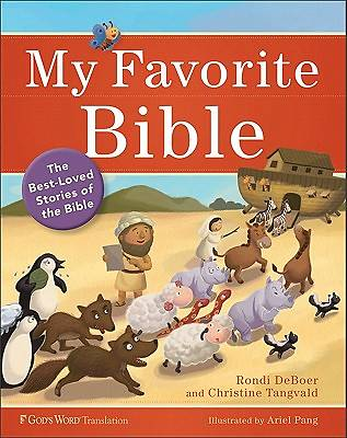 My Favorite Bible [ePub Ebook]