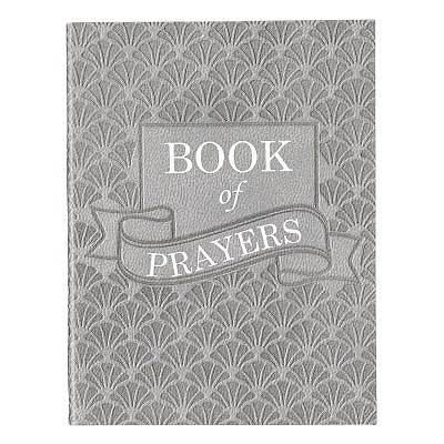 Book Lux-Leather Flexcover Book of Prayers