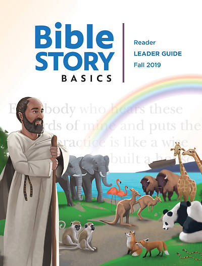 Picture of Bible Story Basics Readers Leader Guide Fall 2019