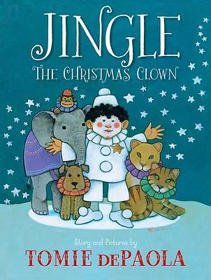 Picture of Jingle the Christmas Clown