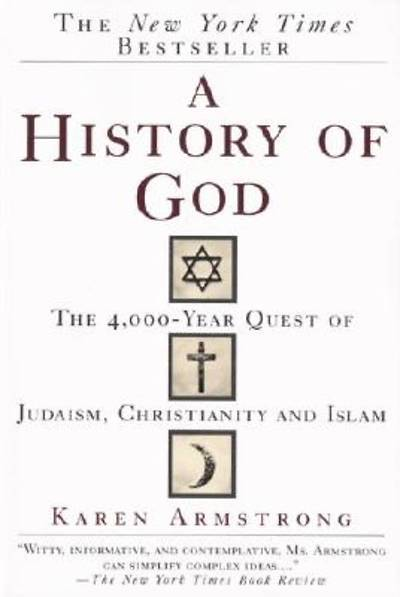 Picture of A History of God