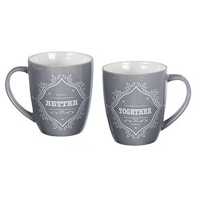 Picture of Better Together Mug  11oz  Set of 2