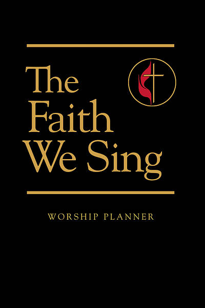 Picture of The Faith We Sing Worship Planner
