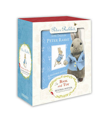 Picture of Peter Rabbit Book and Toy [With Plush Rabbit]