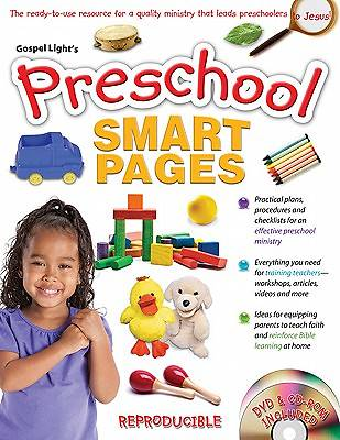 Picture of Preschool Smart Pages