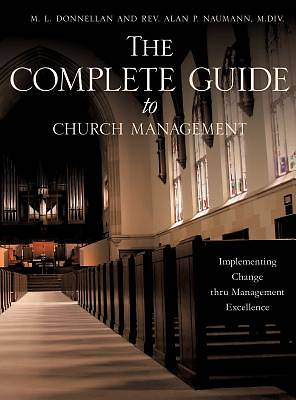 Picture of The Complete Guide to Church Management