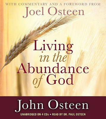 Living in the Abundance of God Audiobook