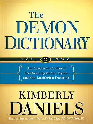 Picture of The Demon Dictionary Volume Two