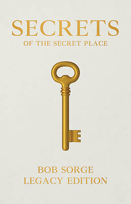 Picture of Secrets of the Secret Place Legacy Edition (Hardcover)