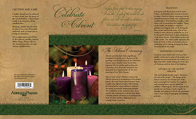 Celebrate Advent Tradition Pamphlets (Pack of 12)