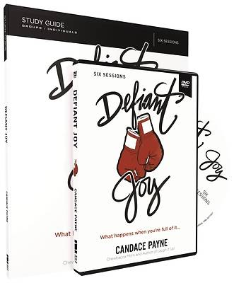 Defiant Joy Study Guide with DVD