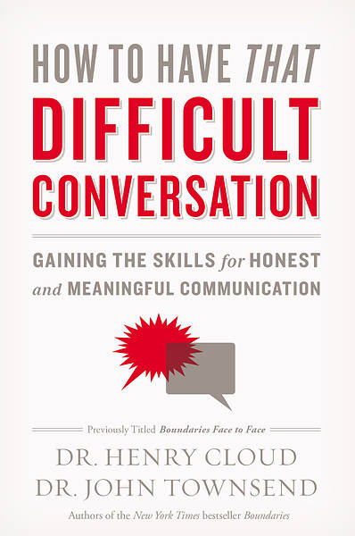 Picture of How to Have That Difficult Conversation