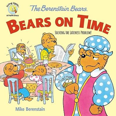 Picture of The Berenstain Bears Bears on Time