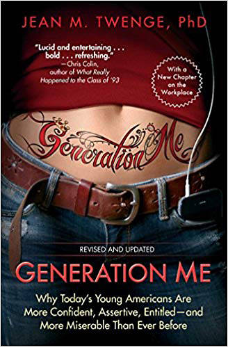 Picture of Generation Me Revised and Updated