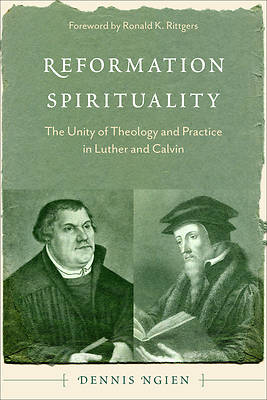 Picture of Reformation Spirituality