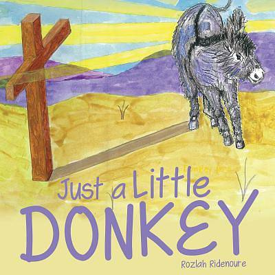 Picture of Just a Little Donkey