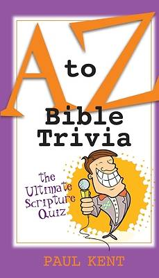 Picture of A to Z Bible Trivia