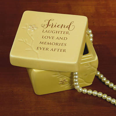 Blessing Branches Trinket Box – Friend