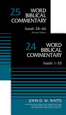 Isaiah (2-Volume Set---24 and 25)