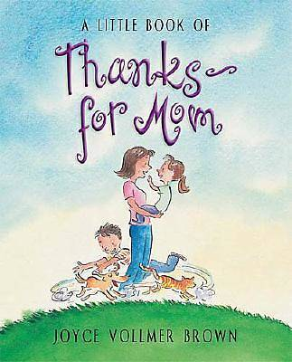 A Little Book of Thanks - For Mom