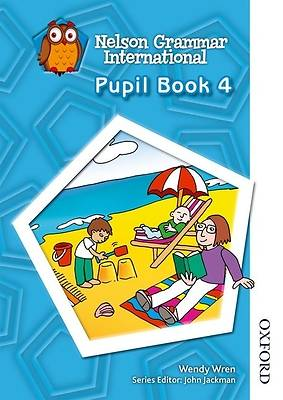 Nelson Grammar International 4. Pubil Book