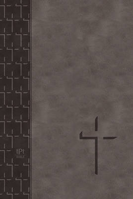 Picture of The Passion Translation New Testament (2020 Edition) Large Print Gray