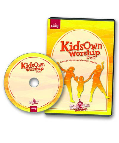 Picture of KidsOwn Worship DVD Spring 2020