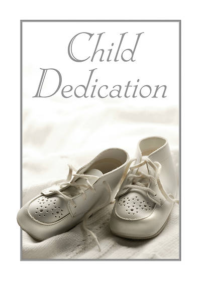 Child Dedication Certificate  Psalm 127:3 (NIV) Pkg of 6