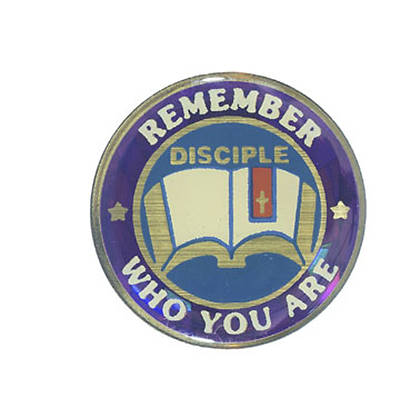 Disciple III Lapel Pin