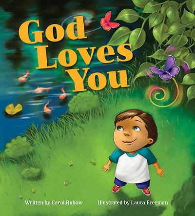 God Loves You Mini Book