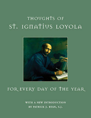 Picture of Thoughts of St. Ignatius Loyola for Every Day of the Year