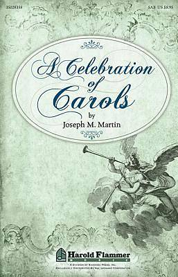 A Celebration of Carols:  SAB Choral Book